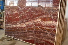 Onice Rosso Vaticano  Qm 6177