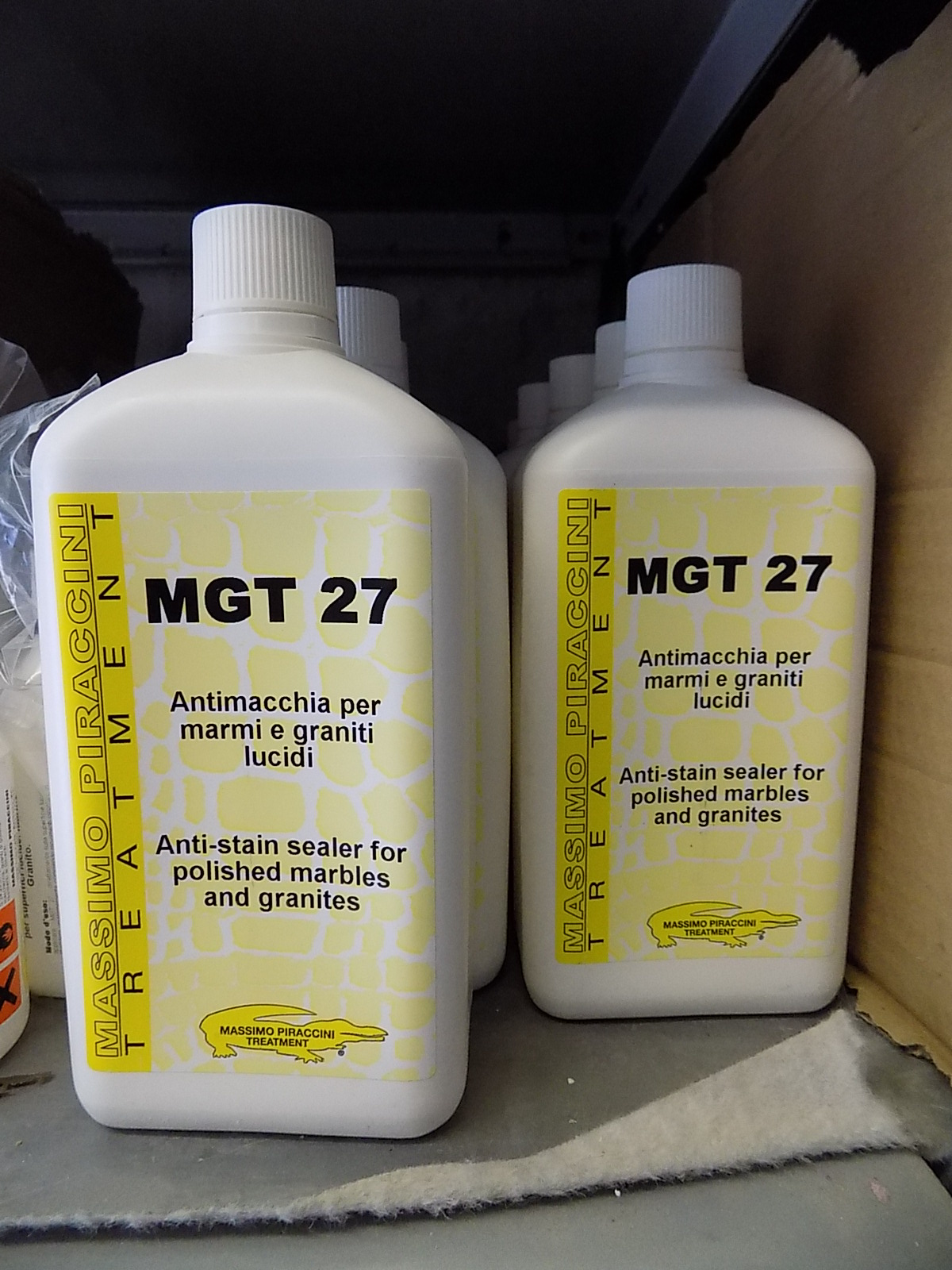 Impregnálószerek - MGT 27