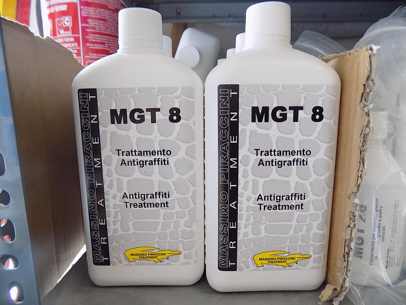 Impregnálószerek - MGT 8
