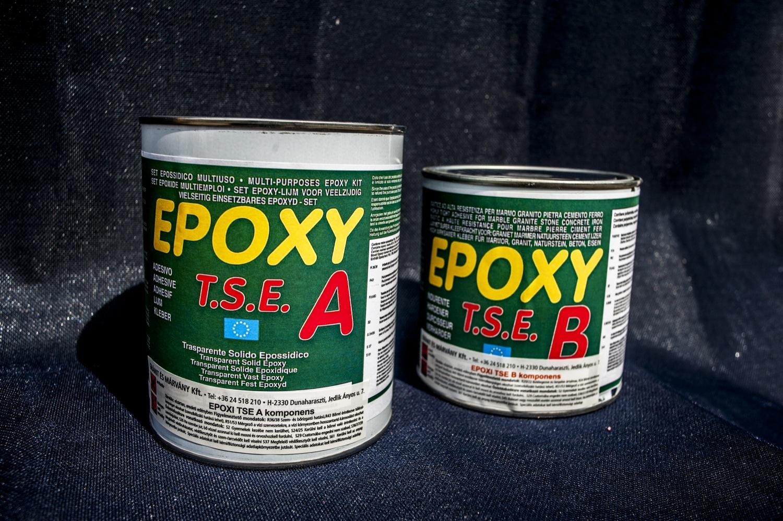 Ragasztó - Epoxy kétkomponensű ragasztó
