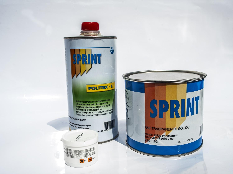 Ragasztó - Sptint kőragasztó (poliészteres ragasztó) 1