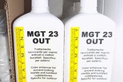 Impregnálószerek - MGT 23 OUT