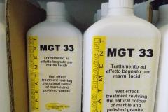 Impregnálószerek - MGT 33